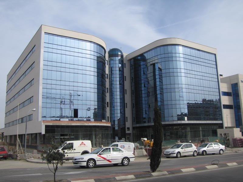Siam en fotos for Empresas de mantenimiento de edificios en madrid
